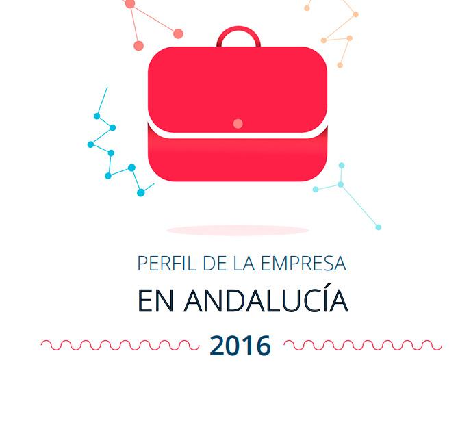 Perfil de la empresa en Andalucía 2016